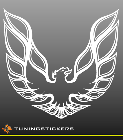 Pontiac Firebird 140 Tuningstickers