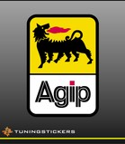 Agip full colour logo (3800)