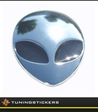 Alien badge
