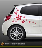Car Flower set (3551)