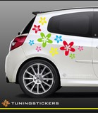 Car Flower set (3553)